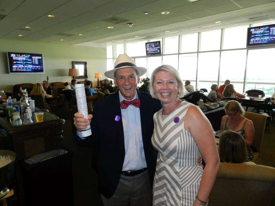 Navigant Law Group Enjoys a Night at the Races!