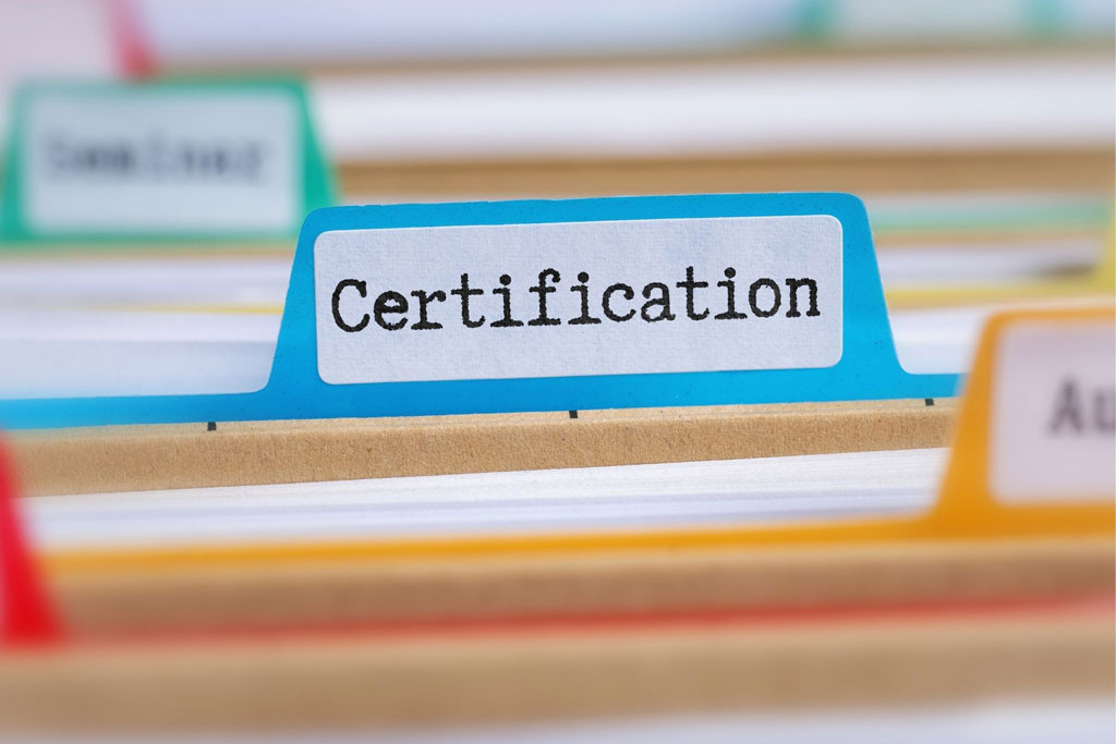 Navigating the Certification Process