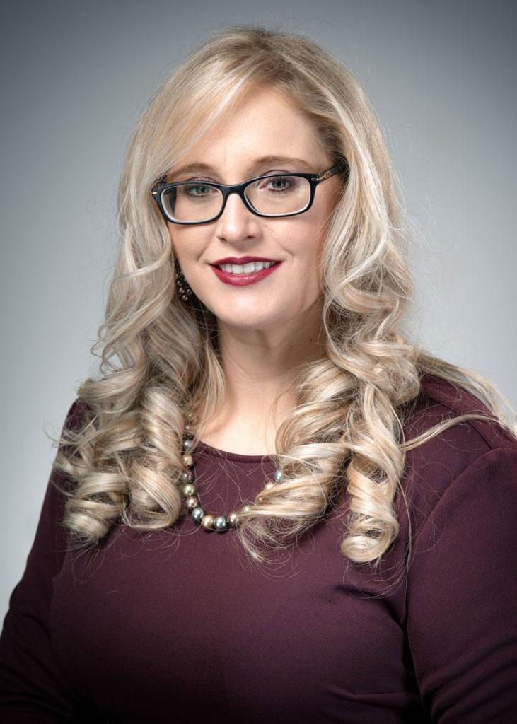 Natasha Adler, Senior Associate at Navigant Law Group.